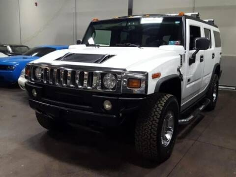 2005 HUMMER H2 for sale at Cj king of car loans/JJ's Best Auto Sales in Troy MI