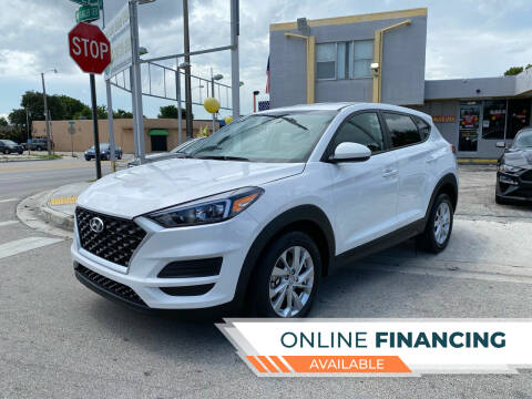 2019 Hyundai Tucson for sale at Global Auto Sales USA in Miami FL