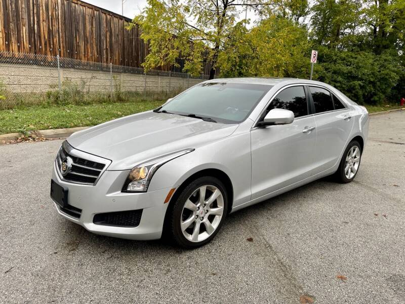 2014 Cadillac ATS for sale at Posen Motors in Posen IL