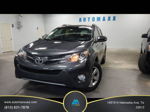 2015 Toyota RAV4 for sale at Automaxx in Tampa FL