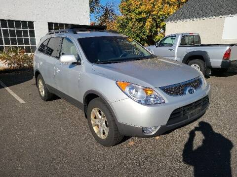 2010 Hyundai Veracruz for sale at BETTER BUYS AUTO INC in East Windsor CT
