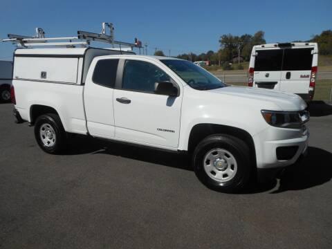 2017 Chevrolet Colorado for sale at Benton Truck Sales - Cargo Vans in Benton AR