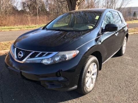 2011 Nissan Murano for sale at Cooks Motors in Westampton NJ