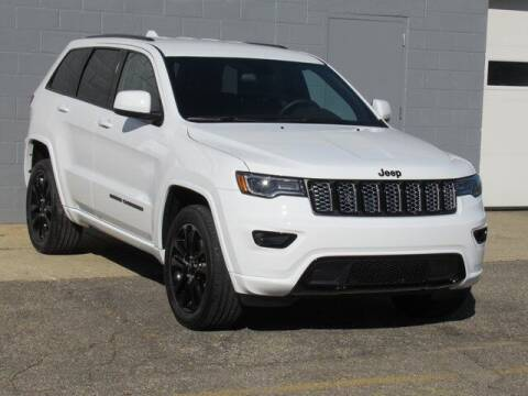 2021 Jeep Grand Cherokee for sale at K&M Wayland Chrysler  Dodge Jeep Ram in Wayland MI