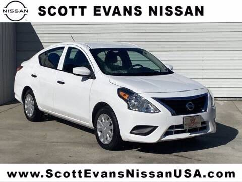 2019 Nissan Versa for sale at Scott Evans Nissan in Carrollton GA