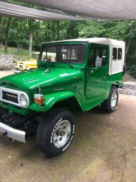 1968 Toyota Land Cruiser for sale at Classic Car Deals in Cadillac MI