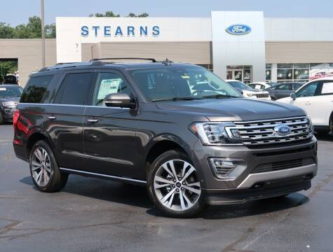 2021 Ford Expedition for sale at Stearns Ford in Burlington NC