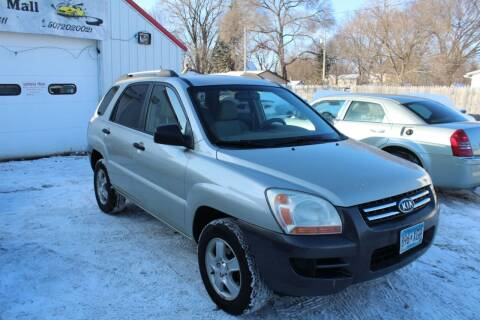 2006 Kia Sportage for sale at Rochester Auto Mall in Rochester MN