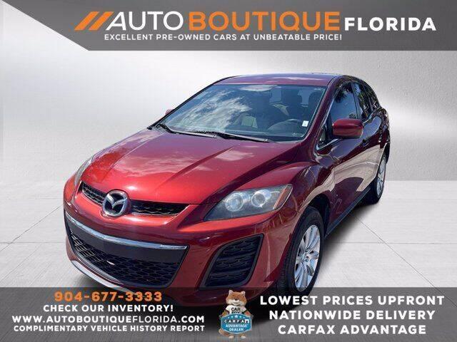 2011 Mazda CX-7 for sale in Jacksonville, FL