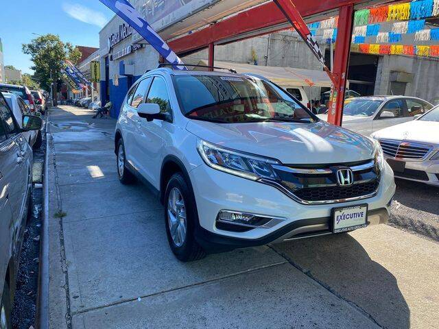 2016 Honda CR-V for sale at New 3 Way Auto Sales in Bronx NY