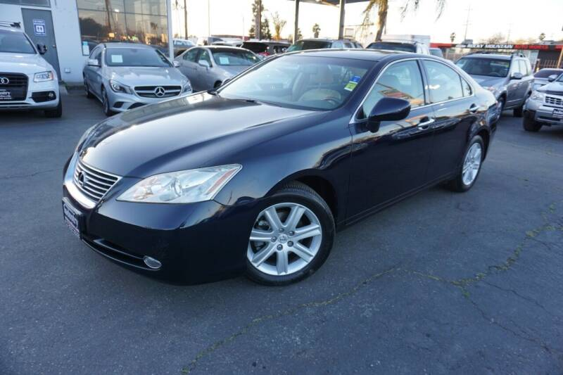2007 Lexus ES 350 for sale at Industry Motors in Sacramento CA