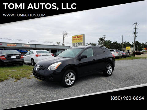 2009 Nissan Rogue for sale at TOMI AUTOS, LLC in Panama City FL