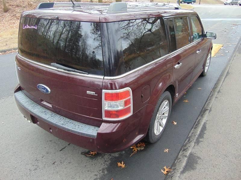 2011 Ford Flex SEL 4dr Crossover - Waterbury CT