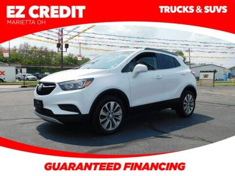 2017 Buick Encore for sale at Pioneer Family preowned autos in Williamstown WV