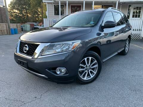 2013 Nissan Pathfinder for sale at Georgia Car Shop in Marietta GA