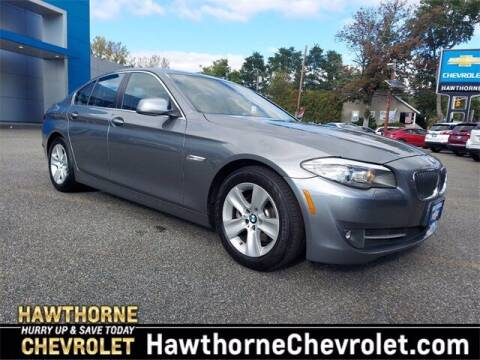 2011 BMW 5 Series for sale at Hawthorne Chevrolet in Hawthorne NJ