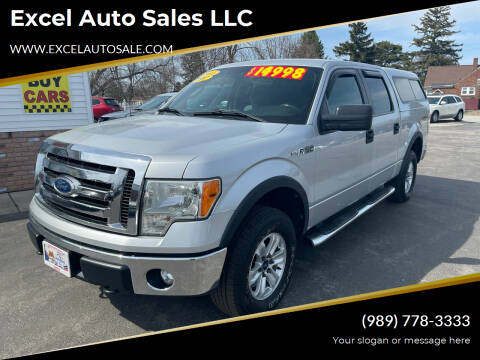 2011 Ford F-150 for sale at Excel Auto Sales LLC in Kawkawlin MI