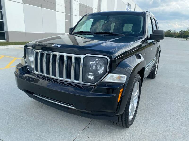 2012 Jeep Liberty for sale at Quality Auto Sales And Service Inc in Westchester IL