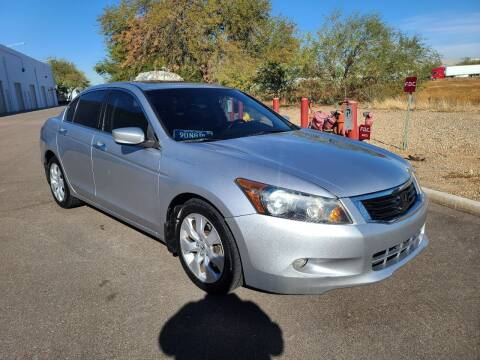 2008 Honda Accord for sale at NEW UNION FLEET SERVICES LLC in Goodyear AZ