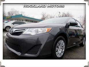 2012 Toyota Camry for sale at Rockland Automall - Rockland Motors in West Nyack NY