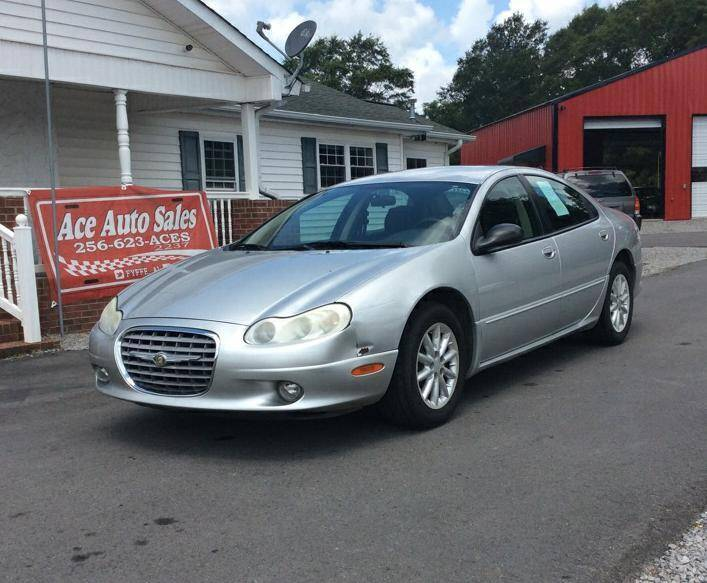 2003 Chrysler Concorde for sale at Ace Auto Sales - $800 DOWN PAYMENTS in Fyffe AL