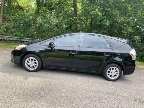 2012 Toyota Prius v for sale at Elite Auto Plaza in Springfield IL