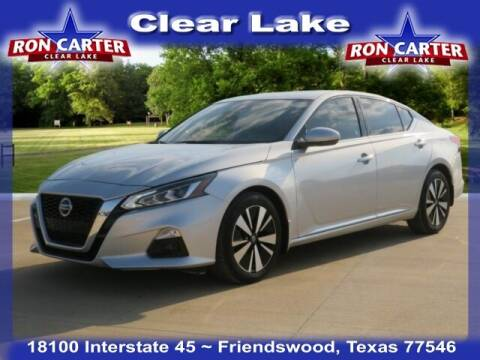 2019 Nissan Altima for sale at Ron Carter  Clear Lake Used Cars in Houston TX