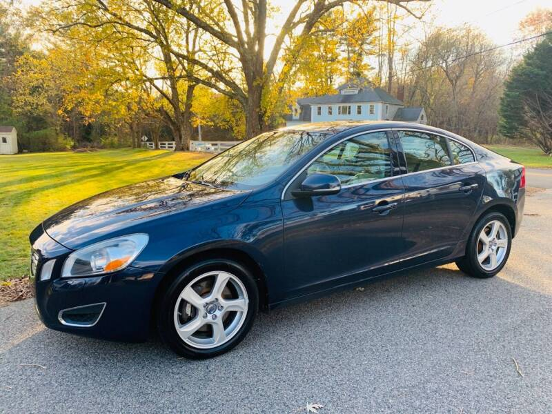 2013 Volvo S60 for sale at 41 Liberty Auto in Kingston MA