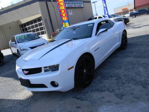 2012 Chevrolet Camaro for sale at Meridian Auto Sales in San Antonio TX