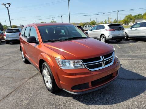 2013 Dodge Journey for sale at Samford Auto Sales in Riverview MI