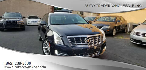 2014 Cadillac XTS for sale at Auto Trader Wholesale Inc in Saddle Brook NJ