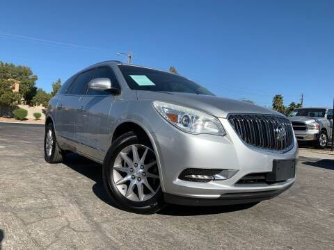 2015 Buick Enclave for sale at Boktor Motors in Las Vegas NV