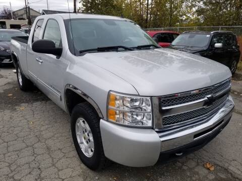 2010 Chevrolet Silverado 1500 for sale at Dependable Used Cars in Anchorage AK