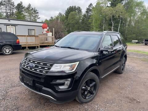 2017 Ford Explorer for sale at Al's Auto Inc. in Bruce Crossing MI