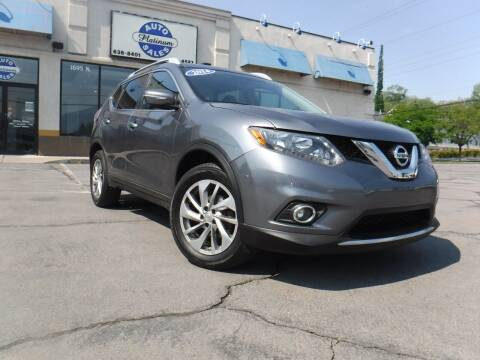 2014 Nissan Rogue for sale at Platinum Auto Sales in Provo UT