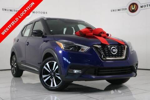 2019 Nissan Kicks for sale at INDY'S UNLIMITED MOTORS - UNLIMITED MOTORS in Westfield IN
