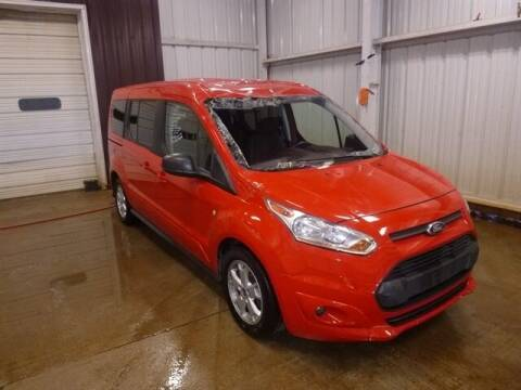 2014 Ford Transit Connect Wagon for sale at East Coast Auto Source Inc. in Bedford VA