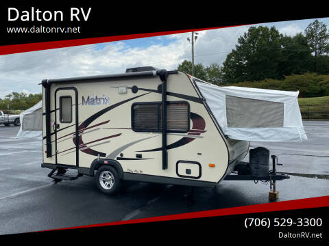 2013 Gulf Stream Matrix 817EX for sale at Dalton RV in Dalton GA