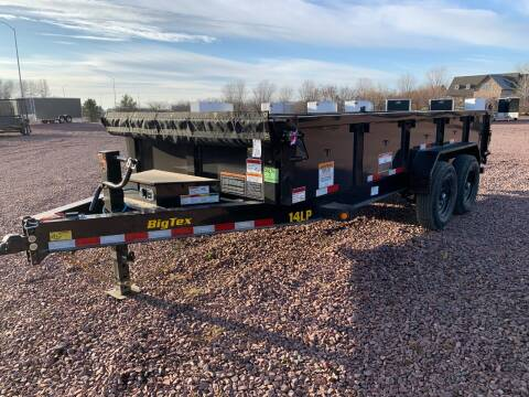 2021 Big Tex 14LP-16 Dump Box #6274 for sale at Prairie Wind Trailers, LLC in Harrisburg SD
