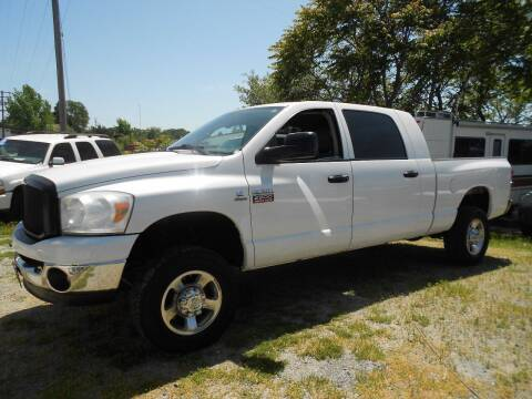 2008 Dodge Ram Pickup 2500 for sale at Mountain Auto in Jackson CA