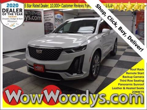 2020 Cadillac XT6 for sale at WOODY'S AUTOMOTIVE GROUP in Chillicothe MO
