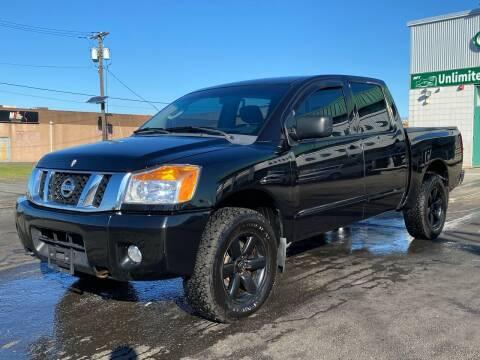 2011 Nissan Titan for sale at MFT Auction in Lodi NJ