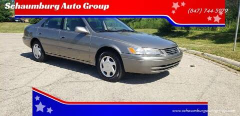 1997 Toyota Camry for sale at Schaumburg Auto Group in Schaumburg IL