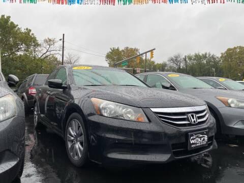 2012 Honda Accord for sale at WOLF'S ELITE AUTOS in Wilmington DE