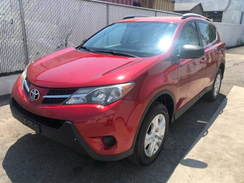 2013 Toyota RAV4 for sale at Jay's Automotive in Westfield NJ