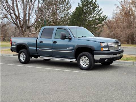 2006 Chevrolet Silverado 2500HD for sale at Elite 1 Auto Sales in Kennewick WA