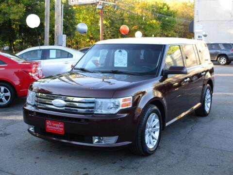 2012 Ford Flex for sale at Bill Leggett Automotive, Inc. in Columbus OH