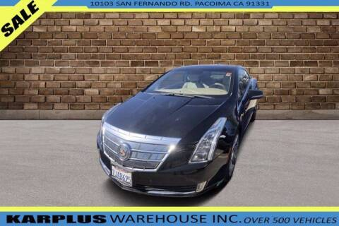 2014 Cadillac ELR for sale at Karplus Warehouse in Pacoima CA