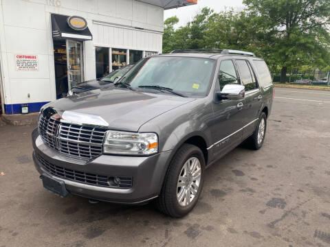 2012 Lincoln Navigator for sale at Vuolo Auto Sales in North Haven CT