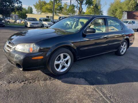 2002 Nissan Maxima for sale at Nonstop Motors in Indianapolis IN